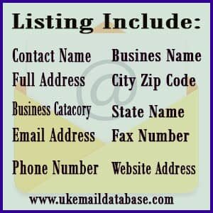 listing include